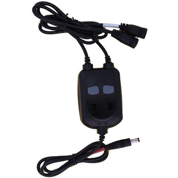 Gerbing TC-Dual Portable Regelaar