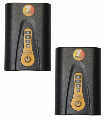 Gerbing Batterij kit 7v