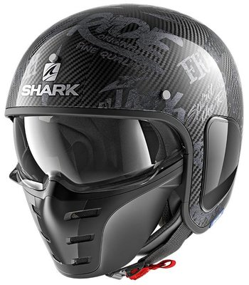 Shark S-Drak Carbon Freestyle Cup