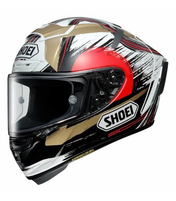 Shoei X-Spirit III Marquez Motegi 2