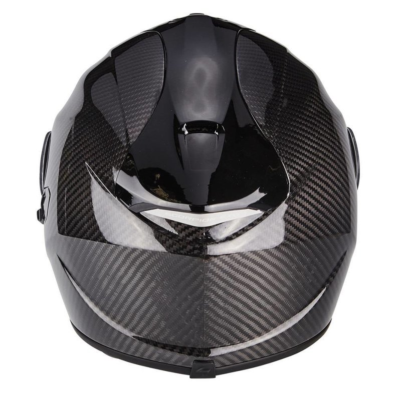 scorpion exo 1400 air carbon motorhelm. Black Bedroom Furniture Sets. Home Design Ideas