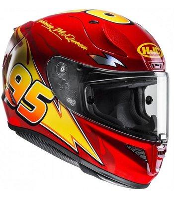 HJC RPHA-11 Lightning McQueen
