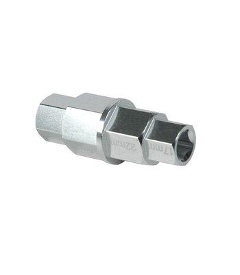 Booster Wielnaaf sleutel T-6