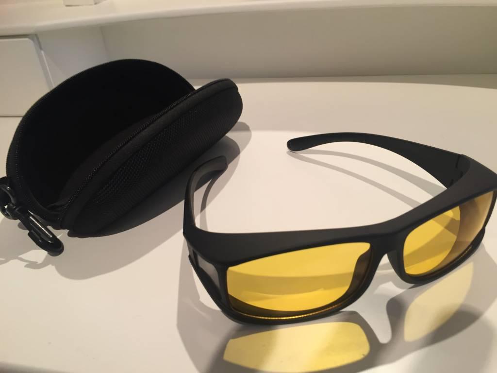 Bril Met Licht : Slaapbril blauw licht filter gamingbril om beter te slapen na het