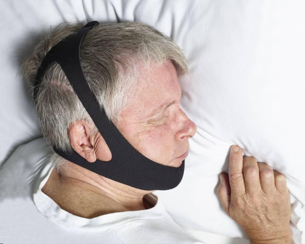 Anti Snurk Kussen : Anti snurk kinband van sleeppro natuurlijkbeterslapen