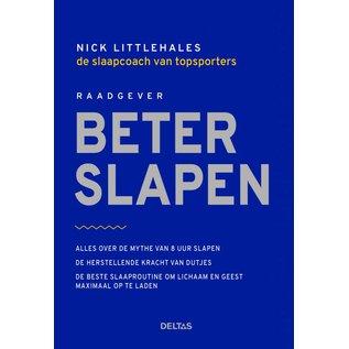 Raadgever Beter Slapen - Nick Littlehales