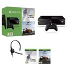 Xbox One Console   Day1 Edition + 2 Games
