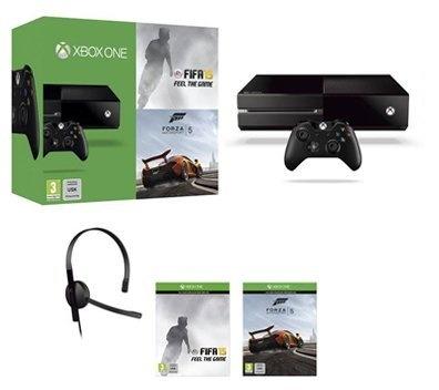 Xbox one console day1 edition 2 games 4moregames - Xbox one console day one edition ...