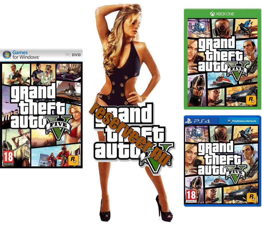 GTA5 voor PC eindelijk in ons bereik BESTEL OP TIJD!
