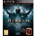 Blizzard Entertainment Diablo III - Reaper of Souls (Ultimate evil edition) | PS3