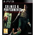 Crimes and punishments - Sherlock Holmes   PS3