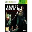 Crimes and punishments - Sherlock Holmes | XBOX 360