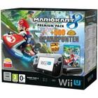 Nintendo Wii U Premium Pack 32GB (Zwart) + Mario Kart 8