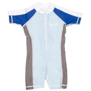 UV-baby zwempakje Coconut Blue - Squids Sunwear