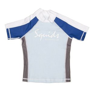 UV-Shirt Coconut Blue - Squids Sunwear