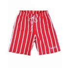 Surfshort Red - Squids Sunwear