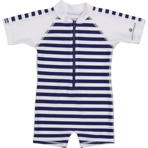 UV Badpak Baby 'Navy White Stripe' - Snapper Rock