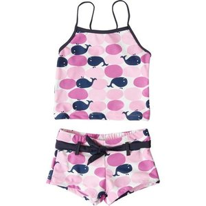 Tankini zwemset 'Girls Whale' - Snapper Rock