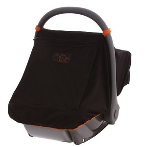 SnoozeShade Classic voor baby-autostoeltjes