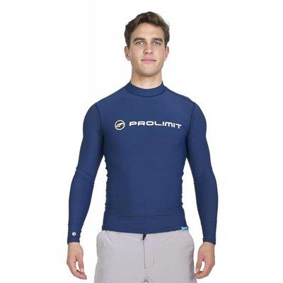 UV Rashguard Heren Lange Mouw Blauw- Prolimit