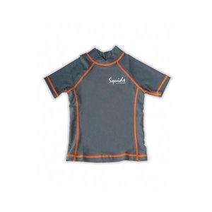 UV-Shirt Groovy Grey - Squids Sunwear