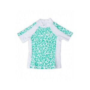 UV-Shirt Lovely Leopard - Squids Sunwear