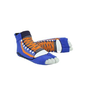 Zwemsok 'Sweakers Blue Sport' - Ockyz