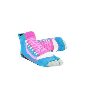 Zwemsok 'Sweakers Turquoise Sport' - Ockyz