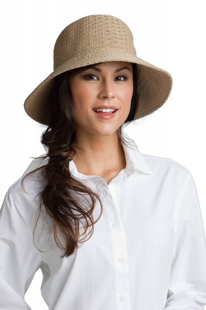 Dames Zonnehoed Marina Tan Coolibar kopen