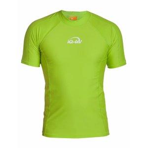 UV Beschermend zwemshirt Neon Groen- IQ-UV