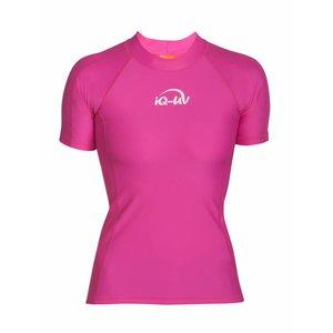 UV Beschermend zwemshirt Dames Roze - IQ-UV