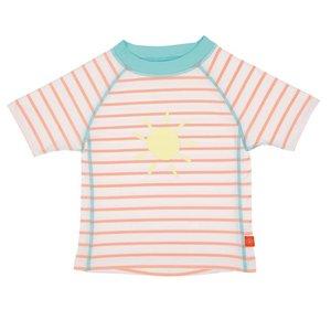 UV werend shirt meisjes korte mouwen Matroosje - Lässig