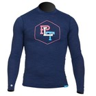 UV rashguard long sleeve PLT Navy - Prolimit