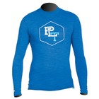 UV rashguard heren long sleeve PLT Blauw - Prolimit
