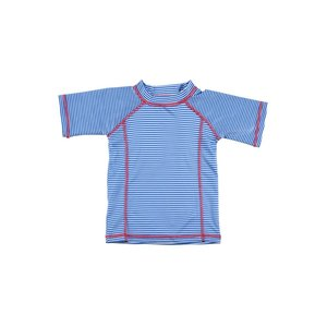 UV Shirt UPF50+ Jongen Blue Stripe - Ducksday
