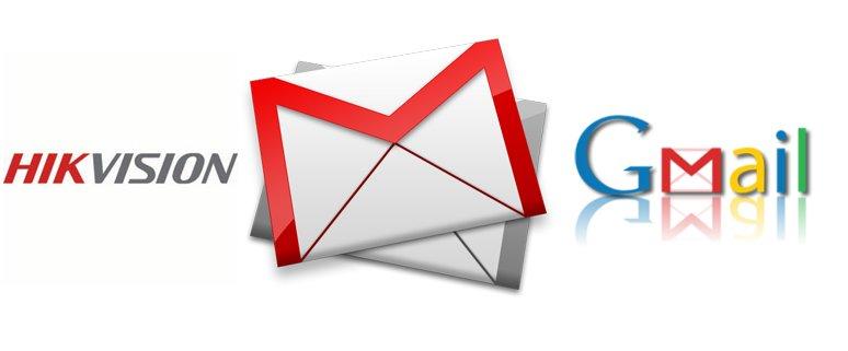 Hikvision Email instellingen DVR/NVR/IPC (GMAIL)