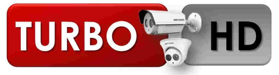 Vigilância de câmera Hikvision Turbo HD