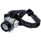 HQ Hoofdlamp 20 LED Zilver / Zwart