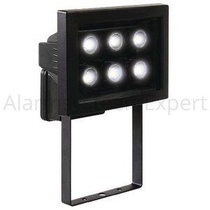 Ranex LED Floodlight 7.8 W 360 lm Zwart