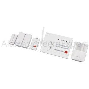 König Draadloze Alarm Set PSTN - 433 Mhz / 100 dB