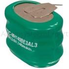 Kinetic Oplaadbare NiMH Batterij Pack 3.6 V 140 mAh 1-Pack