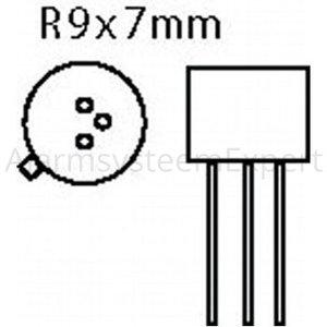 Fixapart Transistor SI-N 40 VDC 0.8 A 0.8W 250MHz