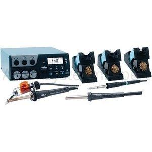 Weller Soldeer en de-soldeerstation 420 W CH <SteckerCH/>