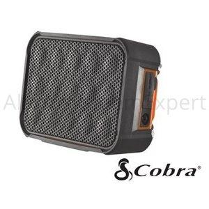 Cobra Bluetooth Speaker 6 W Zwart