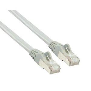 Valueline CAT7 PiMF Netwerkkabel RJ45 (8/8) Male - RJ45 (8/8) Male 0.50 m Grijs