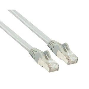 Valueline CAT6 S/FTP Netwerkkabel RJ45 (8/8) Male - RJ45 (8/8) Male 2.00 m Grijs