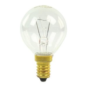 General Electric Ovenlamp E14 40 W Origineel Onderdeelnummer 50279890003