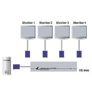 Aten Video splitter VGA, 4-port
