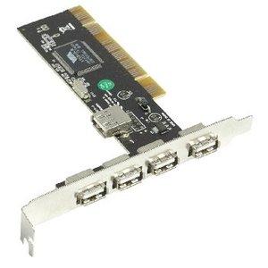 König PCI Kaart USB 2.0 normal