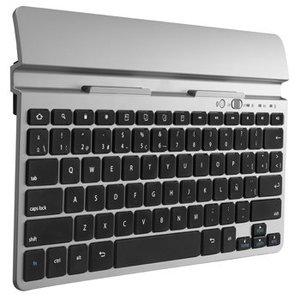 Sweex Bluetooth Keyboard Draagbaar Spanish Zilver / Zwart